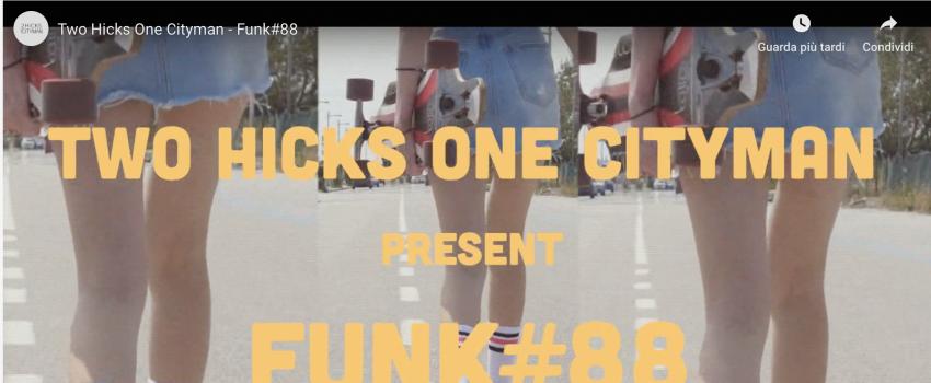 """Two Hicks One Cityman: il nuovo video di """"Funk#88"""" è in anteprima su Billboard Italia"""